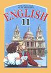 Обкладинка Англійська мова (Плахотник, Мартинова) 11 клас