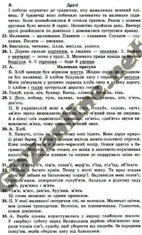 Решебник по української мови 4 клас хорошковська воскресенська