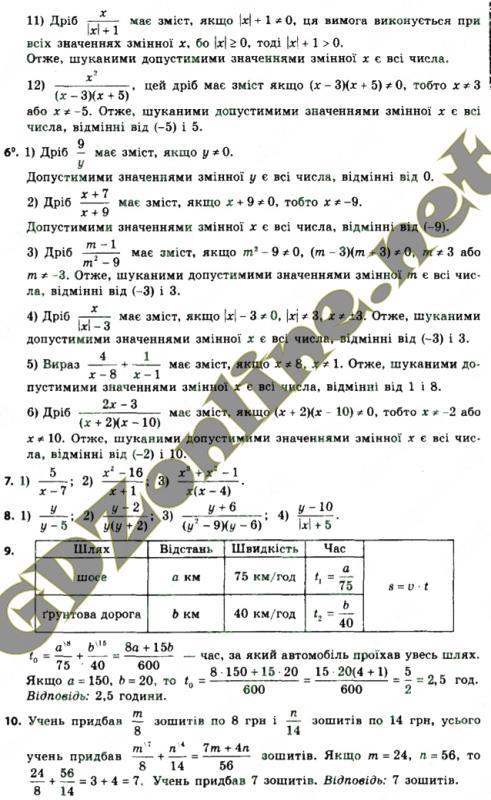 Гдз Геометрія 8 Клас Мерзляк Полонський Якір З Поглибленим Вивченням Гдз