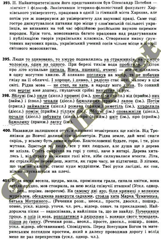 Клас 2018 програма гдз заболотний укр мова по нова 8