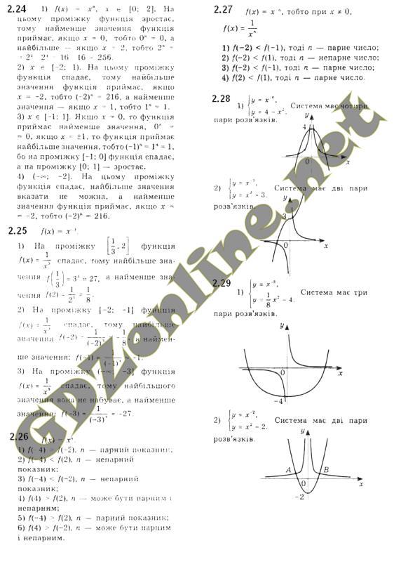 Решебник геометрия 10 клас билянина