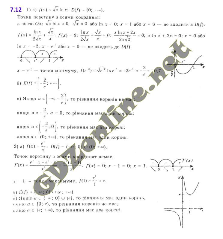 Решебник по алгебре 10 нелин лазарев
