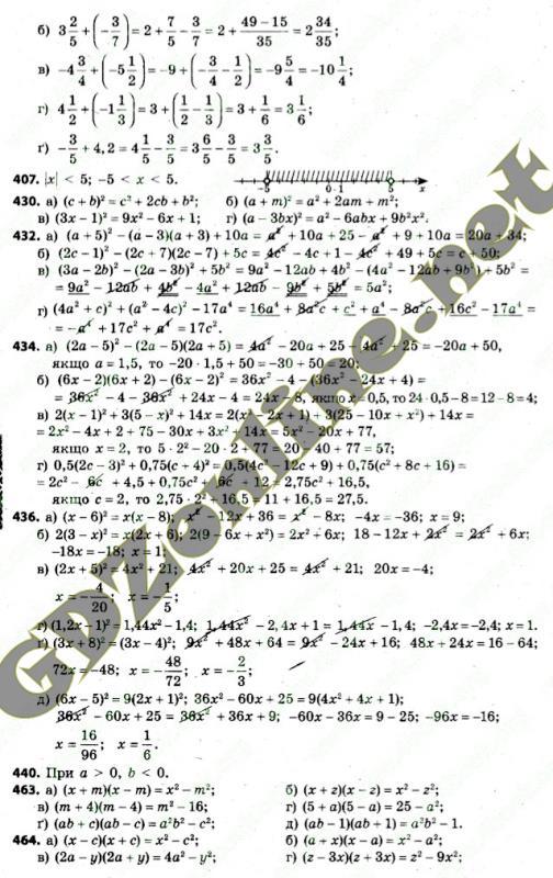 Бевз гдз класу алгебры з 8