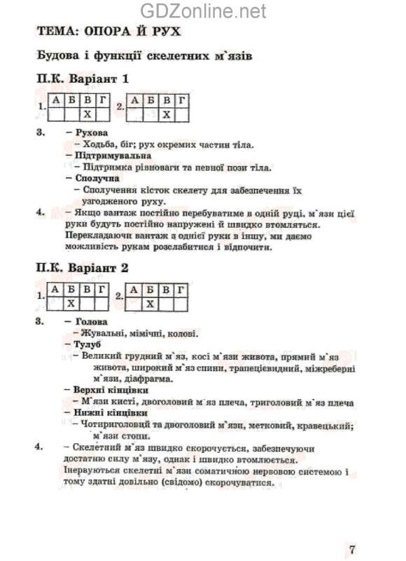 Биология 9 класс лабораторная тетрадь ответы котик