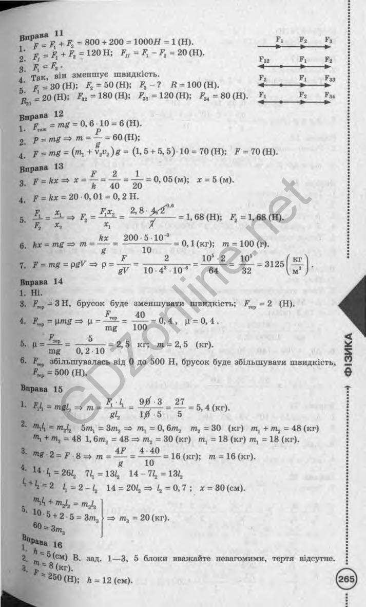 Гдз 8 класс физика божинова ненашев кирюхин