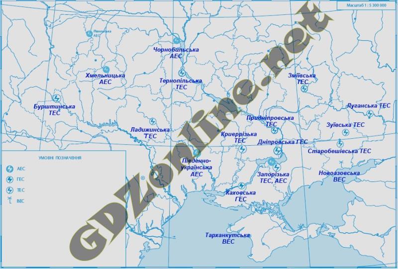 Географія стадник 9 клас