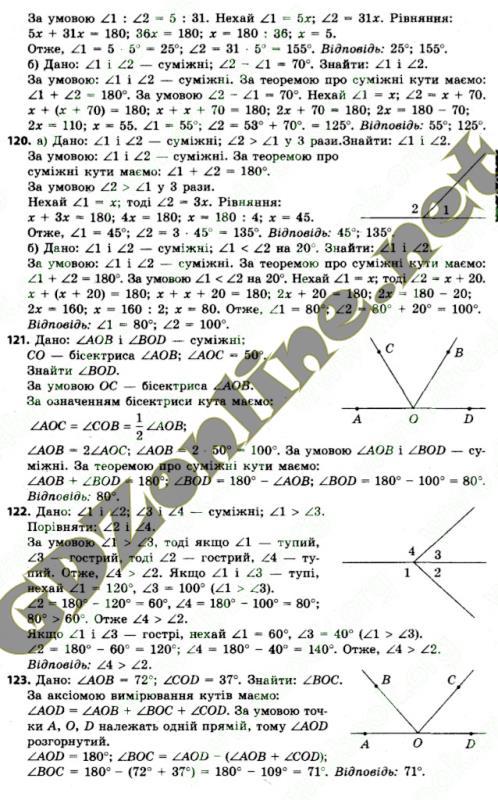 Готовые домашние задания по алгебре 7 класс ершова
