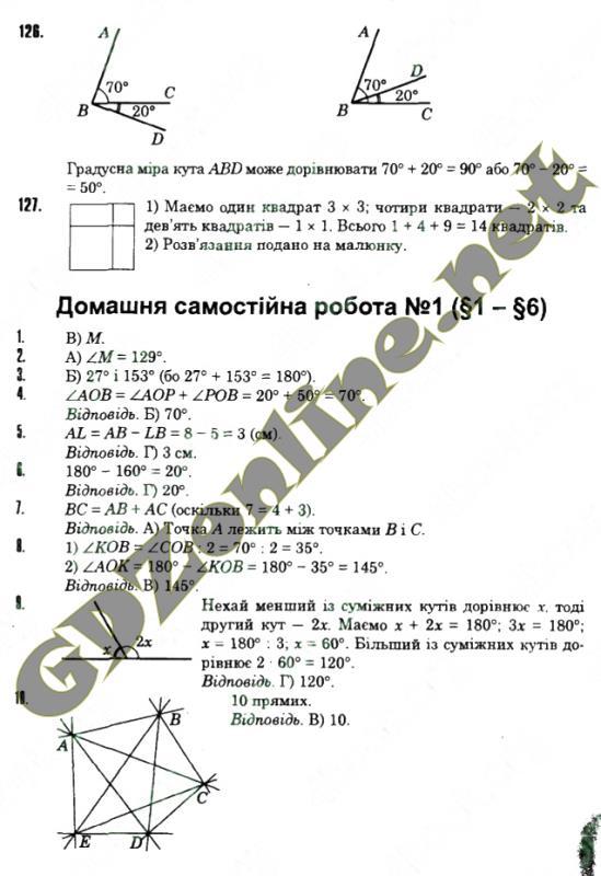 гдз геометрія тадеєв