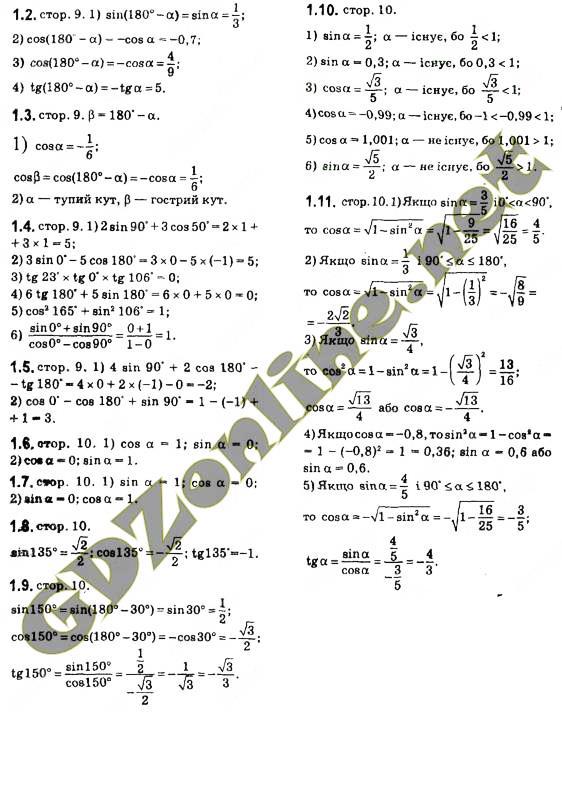 ГДЗ Решебник Алгебра 7 класс А. Г. Мерзляк