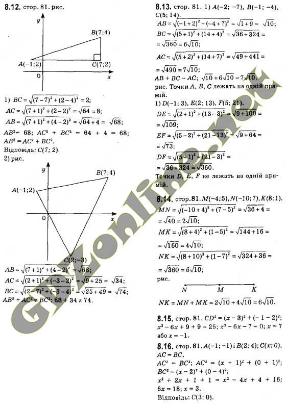 Гдз з математики 6 класу за новою програмою 2014