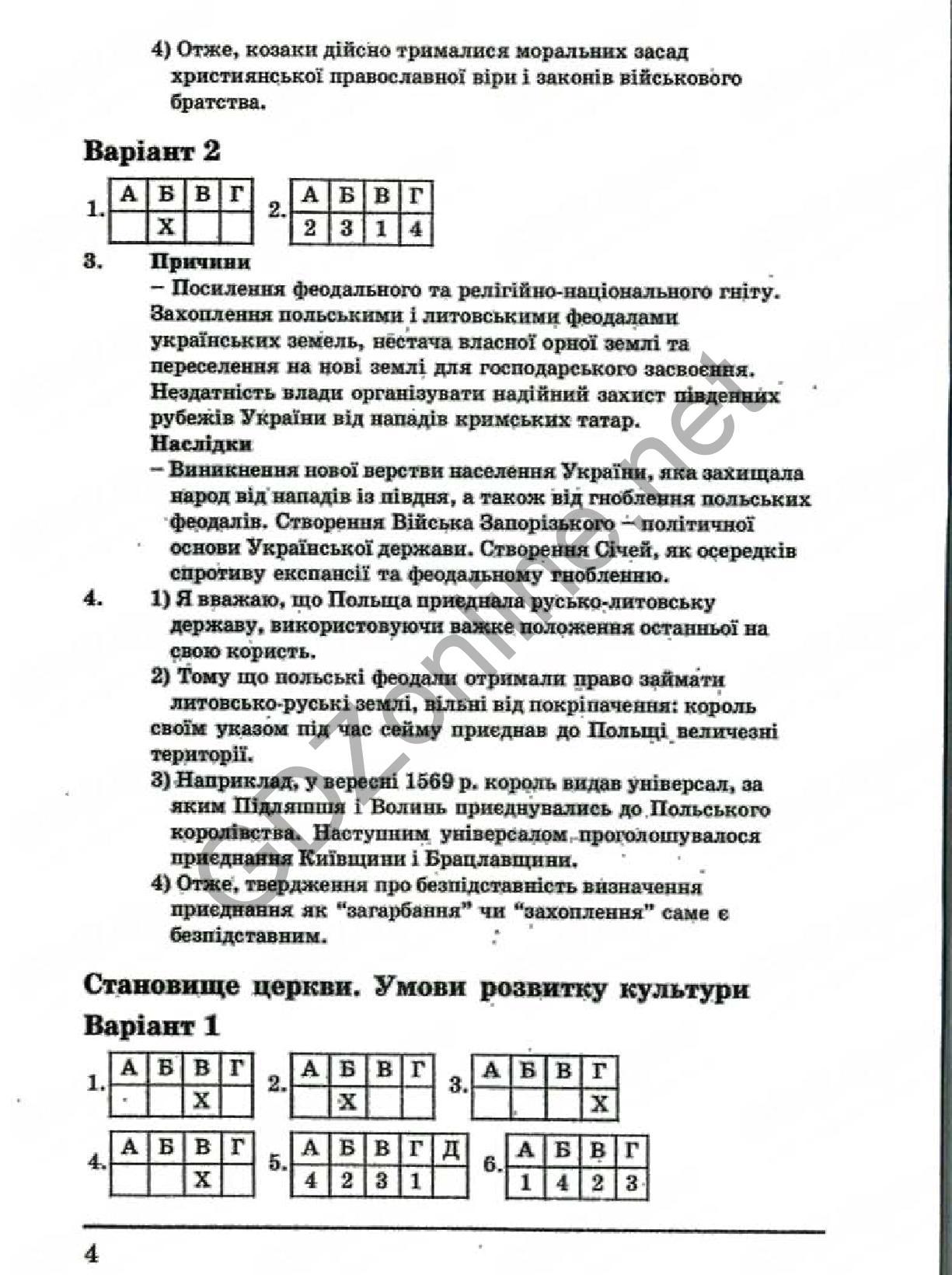 Скачать книгу історія україни 8 клас