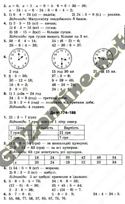 Математика 7 класс богданович гдз