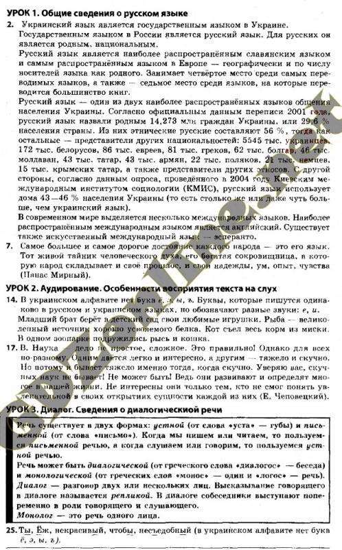 Решебник русский язык 8 класс полякова самонова дьяченко