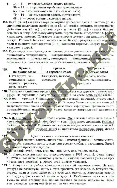 Клас полякова мова гдз 7 російська