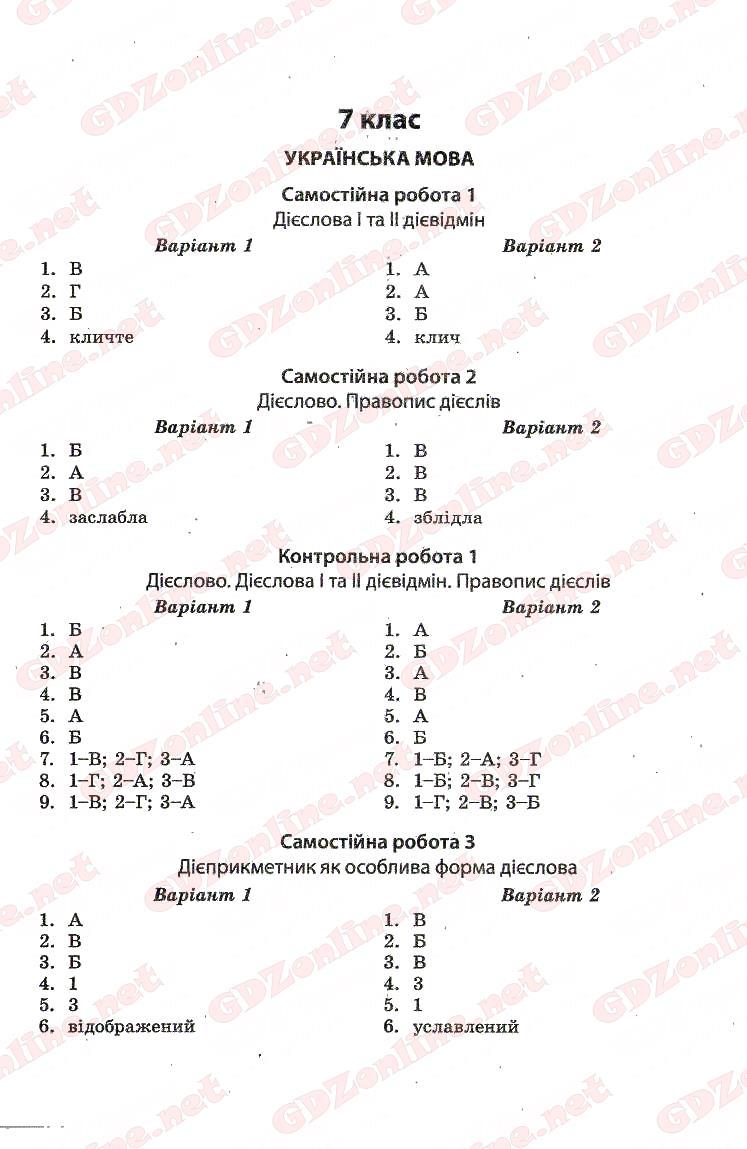 Гдз рiдна мова 7 класс г р передрiй л в скуративский для українських школ