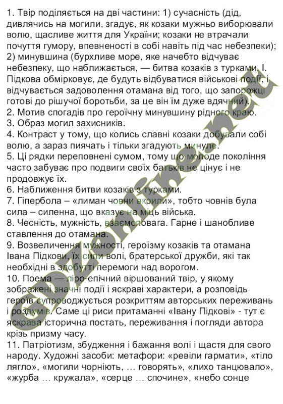 Гдз по укр лит 7 класс коваленко 2015 - загружен обновленный дистрибутив