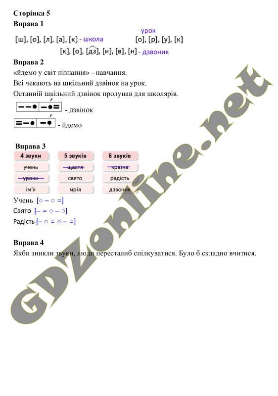 Ответ на вправу 265 украинского языка 2 класс вашуленко