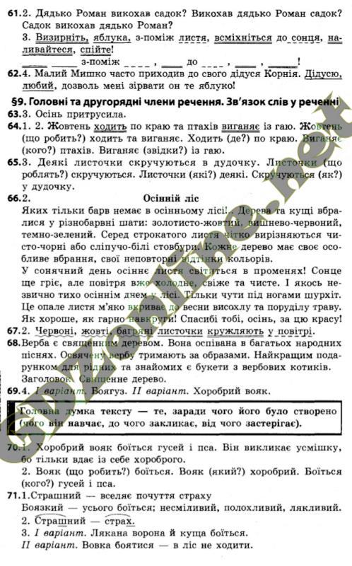 Украинский язык 4 класс Вашуленко 2015