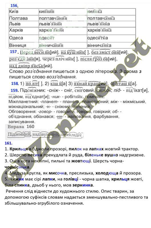Гдз по укр лит 9 класс авраменко дмитренко