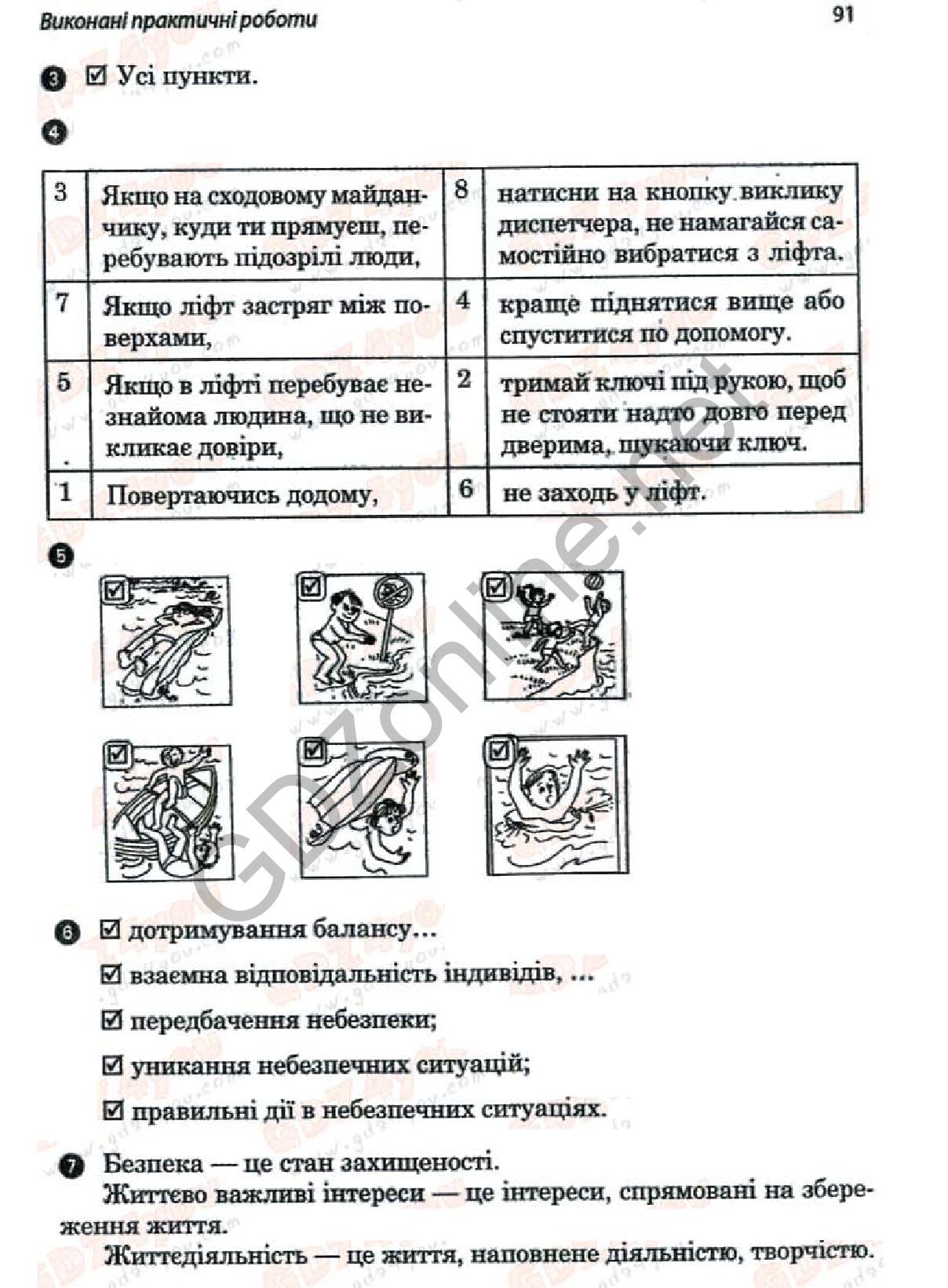 Гдз 5 класс основы здоровья с в василенко